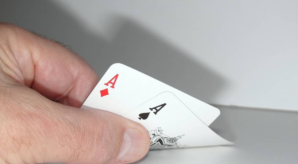 pocket aces preflop