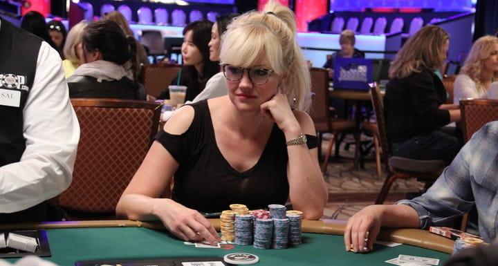 Veronica Brill in poker cheating case
