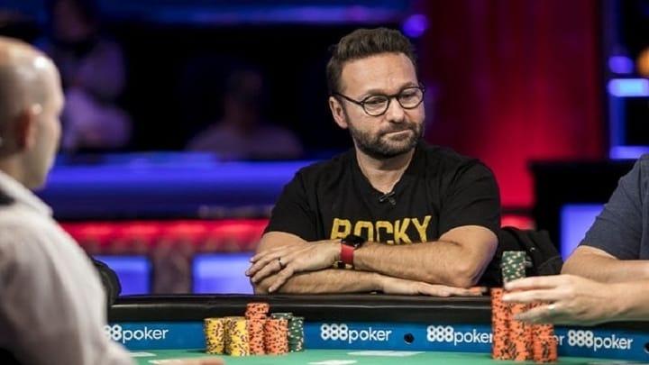 daniel negreanu famous poker players