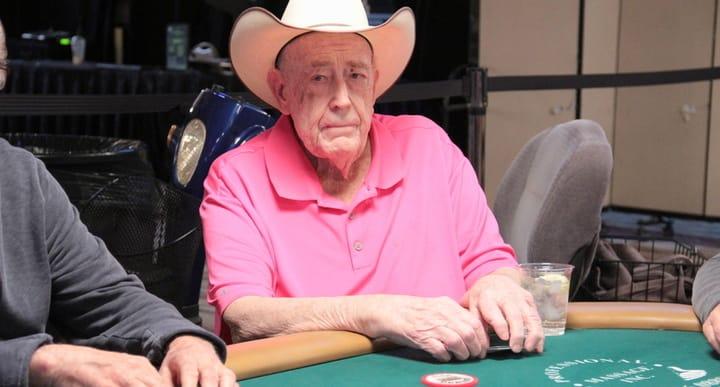 doyle brunson poker legend