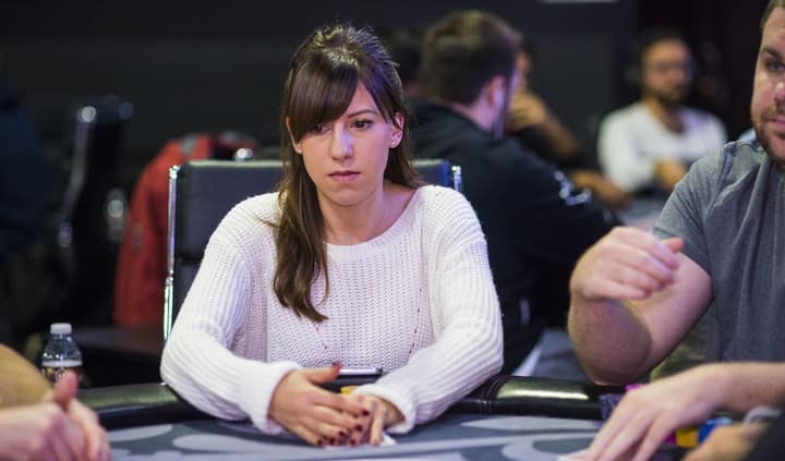 top female poker players kristen bicknell